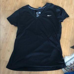 Nike Dri-fit athletic T shirt